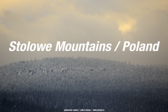 Stolowe Mountains - winter 1